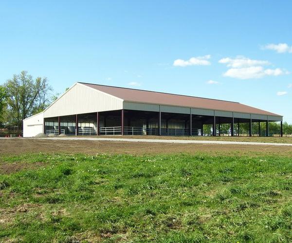 storage metal building